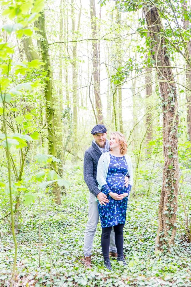 Zwanger Lianne & Ruud